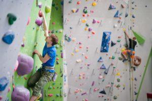 Das DAV Kletterzentrum öffnet wieder !